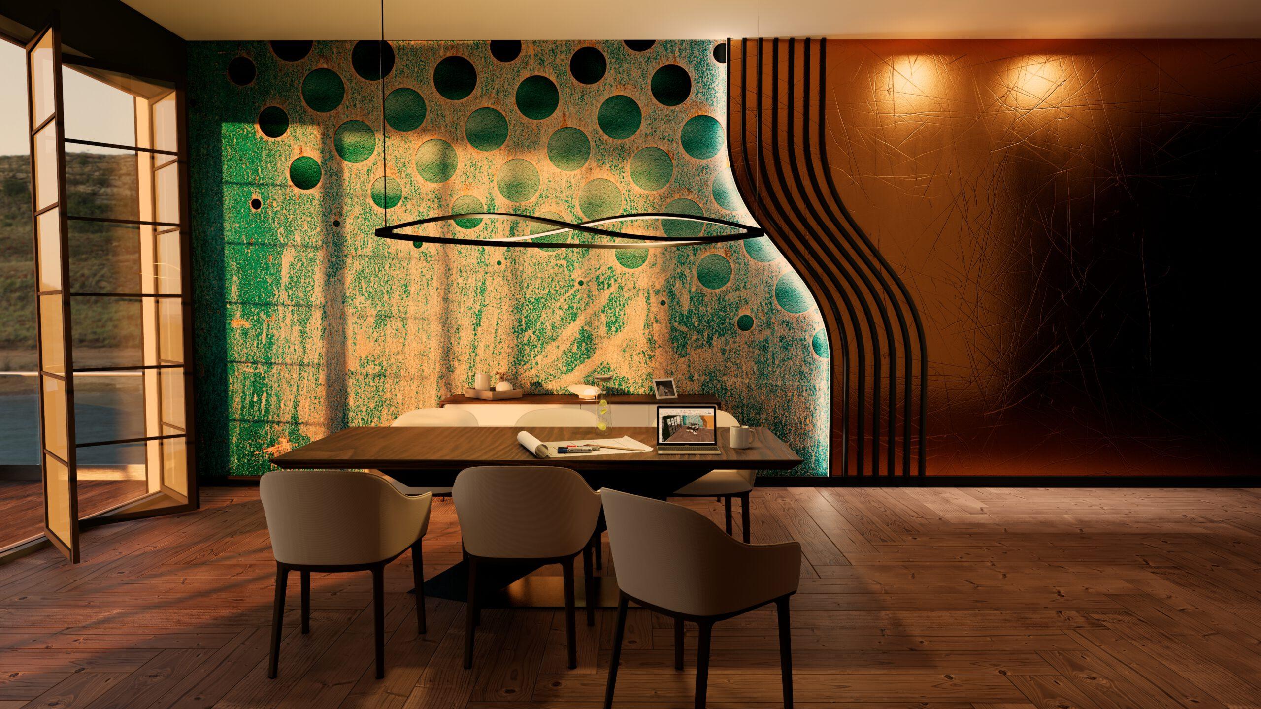 Interior Design, Light design